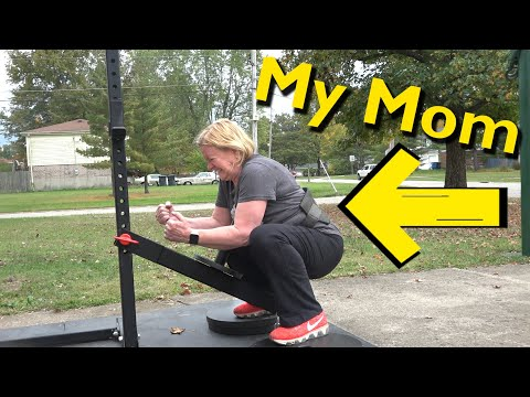 Belt Squatting In A Home Gym? | The Best Solution