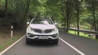 UP-TV Der neue Kia Sportage - der Sportler unter den Kompakt-SUVs (DE) videos