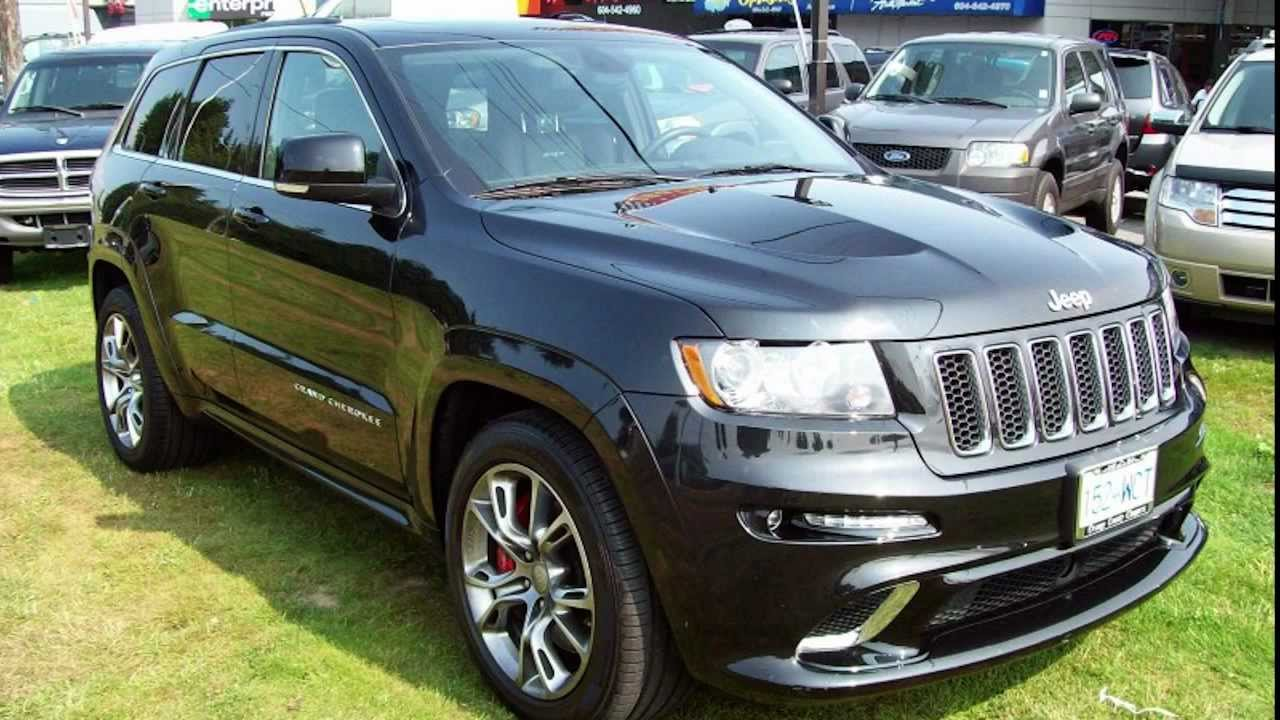 2012 jeep grand cherokee srt8 navigation panoramic sunroof inspected ce suv youtube. Black Bedroom Furniture Sets. Home Design Ideas