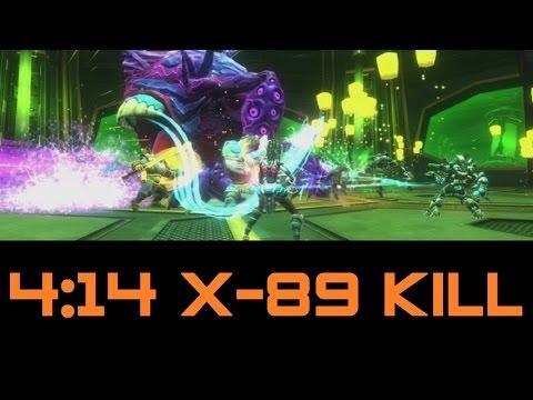 Eldan Gauntlet Imbuement - 4:14 Experiment X-89 Kill (ENIGMA) (Wildstar Raiding)