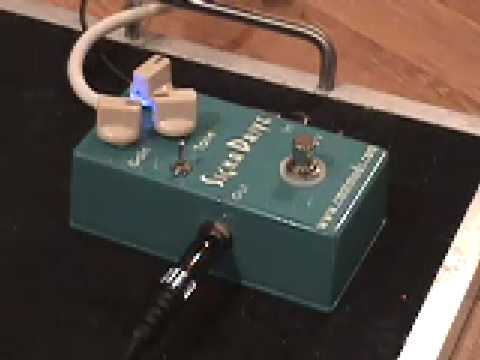Cmatmods Signa Drive Guitar Effects Pedal