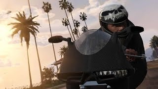 GTA 5 Fastest Motorcycle! (Carbon RS)