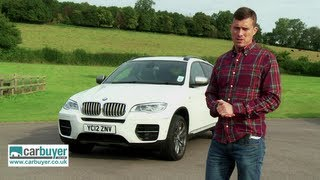 BMW X6 inceleme - CarBuyer