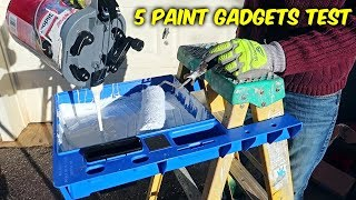 5 Awesome Paint Gadgets put to the Test