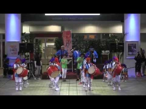 エイサーナイト2015/07/18(日)@コザミュージックタウン1F音楽広場