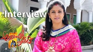 Attarintiki Daredi Movie Making Nadhiya Interview At