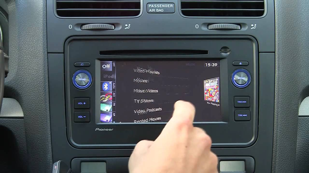 iphone 4  patible with pioneer navgate navigation