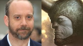"Paul Giamatti Eyed To Play ""Rhino"" In 'The Amazing Spider"