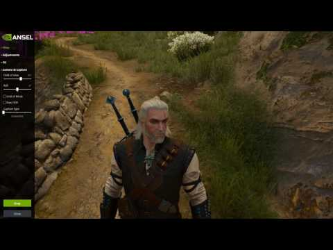 The Witcher 3 Wild Hunt Ultra 60 FPS FX 8320 + GTX 1060 Test [1/3]