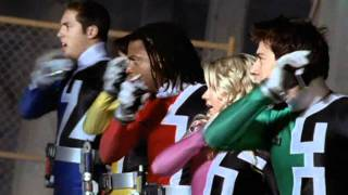 Power Rangers Double Action 2010 HD