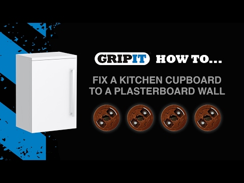 GripIt Plasterboard Fixing Brown 20mm