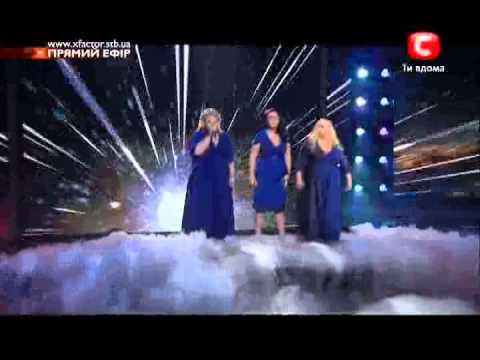 X Factor Ukraine 3D  X фактор Украина