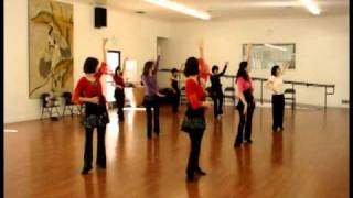 Spanish Cha Line Dance (Nov 10)