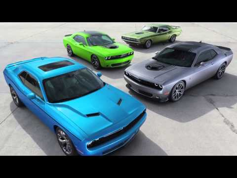 2015 Dodge Challenger Overview Feature