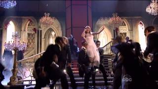 Taylor Swift I Knew You Were Trouble (AMA 2012 Live