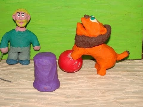 The Lion Tamer (Domador de Leones) StopMotion