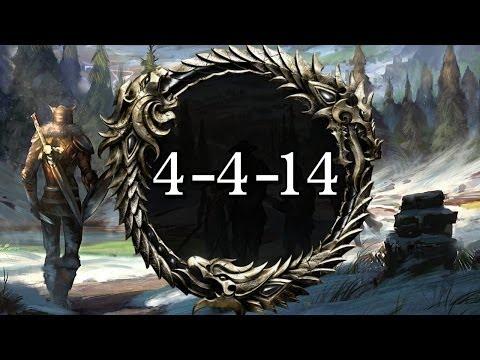 The elders scrolls online release date