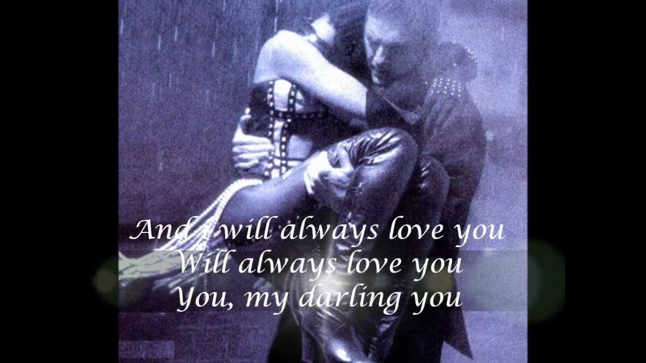 Il divo i will always love you with lyrics youtube - Il divo man you love ...