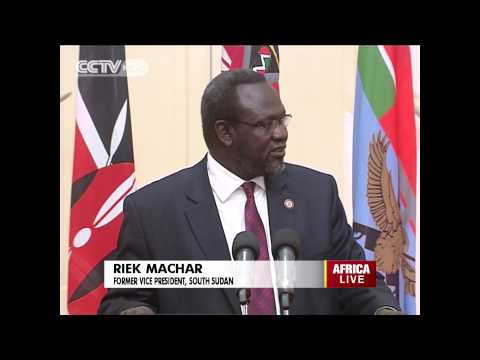 South Sudan Talks to Resume