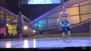 SYTYCD4 Katee & Joshua Bollywood (Dhoom Taana) [HD