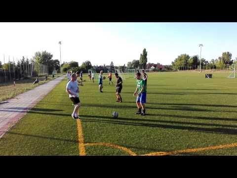 DAC UP FC edzés a műfüves pályán - 2017. július 18.