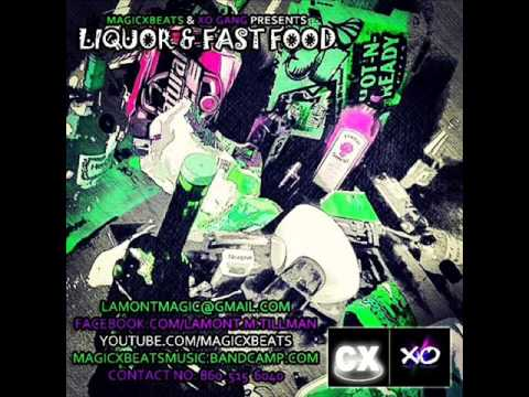 XO Gvng - Liquor & Fast Food album
