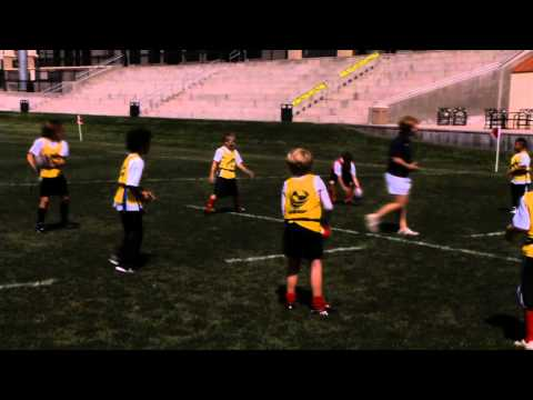 Rookie Rugby - Basic Passing
