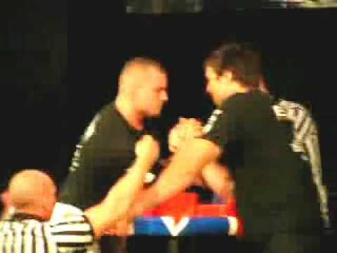 Devon Larratt vs Travis Bagent - Supermatch at ArmWars XI