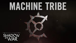 Middle-earth: Shadow of War - Machine Tribe Trailer
