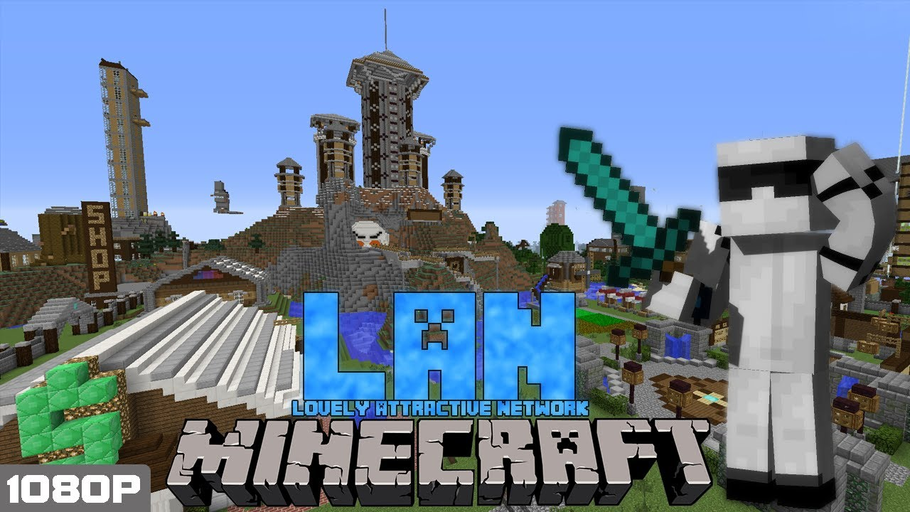 how to fix lan on minecraft