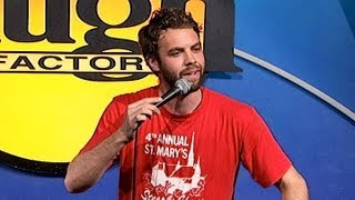 Laugh Factory: Brooks Wheelan, Butter Prank