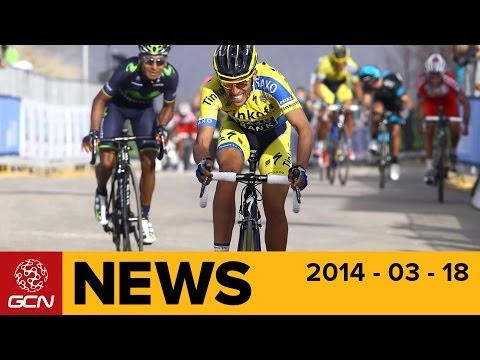 Paris - Nice, Tirreno - Adriatico And GCN Cycling Kit - GCN Cycling News Show - Ep. 63
