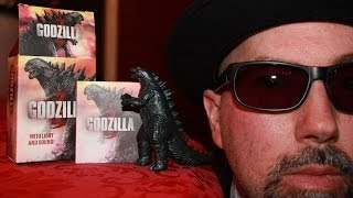 2014 Godzilla With Light And Sound Toy Review