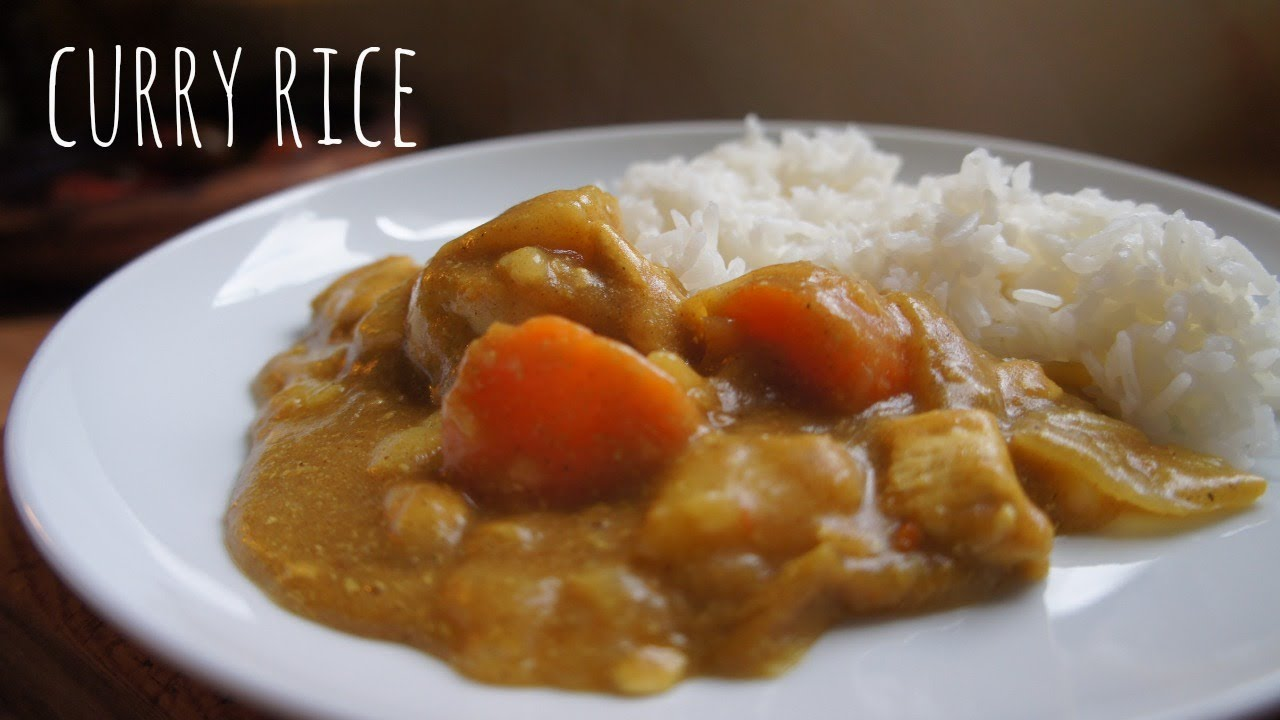 How to Make Japanese Curry Rice - YouTube