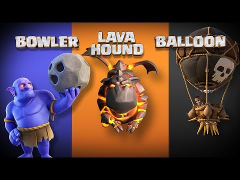 Clash of Clans The BoLaLoon Strategy