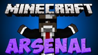 Minecraft ARSENAL Minigame #2