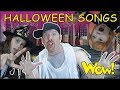 Halloween Party Songs for Kids NEW from Steve and Maggie Halloween 2017 from Wow English TV