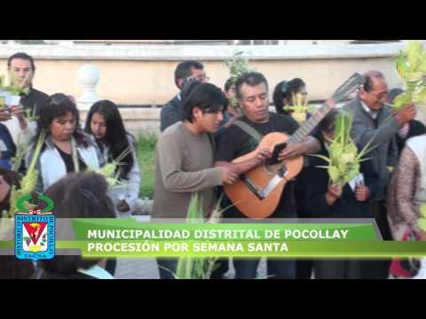 DOMINGO DE RAMOS EN POCOLLAY