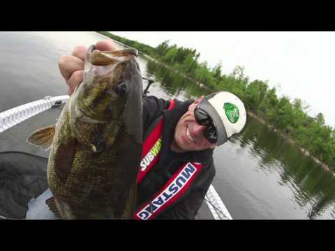 Topwater Tricks for Smallmouth Bass - Dave Mercer's Facts of Fishing THE SHOW