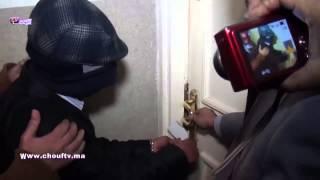 بالفيديو شفار المنازل في قبضة أمن البيضاء       خارج البلاطو