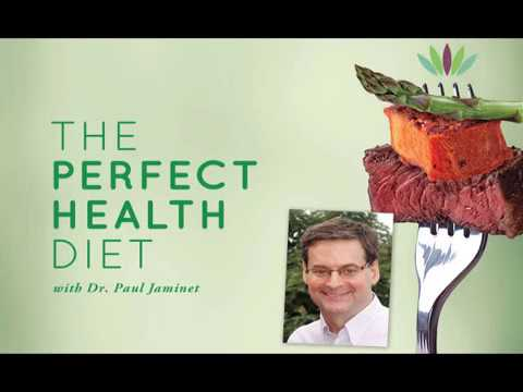 Live to 110 Podcast: The Perfect Health Diet with Dr Paul Jaminet