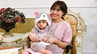 Nóng: Hari Won có bầu con gái Trấn Thành phản ứng gây choáng thế này đây