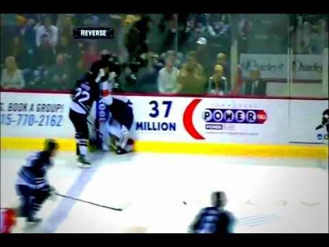 The NHL's Best Hits of the 2010-2011 Regular Season