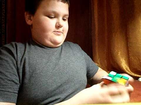 Видео отом как смазать кубик рубика  от Ярыги Богдана  21 01 2012