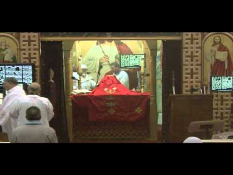 Friday Liturgy  - Fr. Makarious Sawirus 3/7/2014