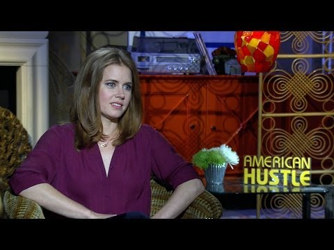 'American Hustle' Amy Adams Interview