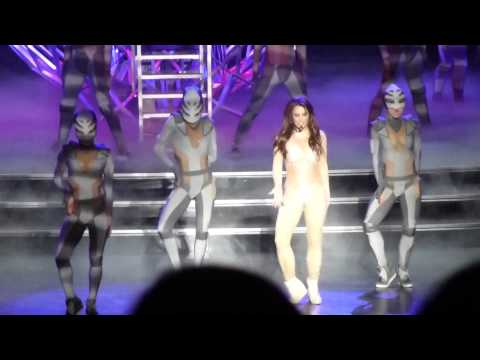 Britney Spears - Work Bitch (Planet Hollywood, Las Vegas) 2/7/2014