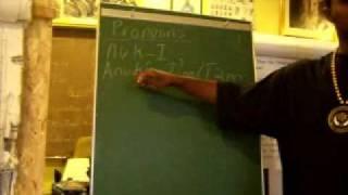 Nuwaupic Language Class Pt. 1 (Detroit, Michigan)