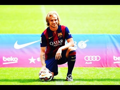 Ivan Rakitic - Welcome to Barcelona | Skills, Goals & Assists 2013/14 ||HD||