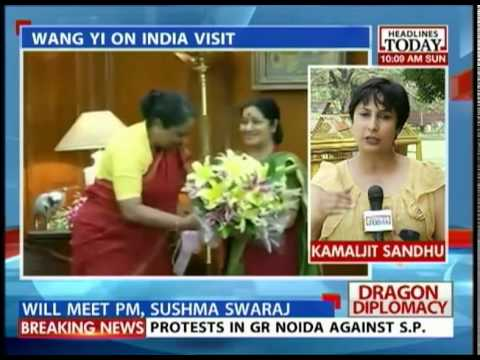 Wang Yi to meet PM Modi, Sushma Swaraj